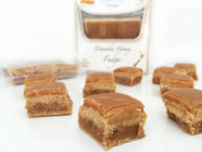 Manuka Honey Fudge
