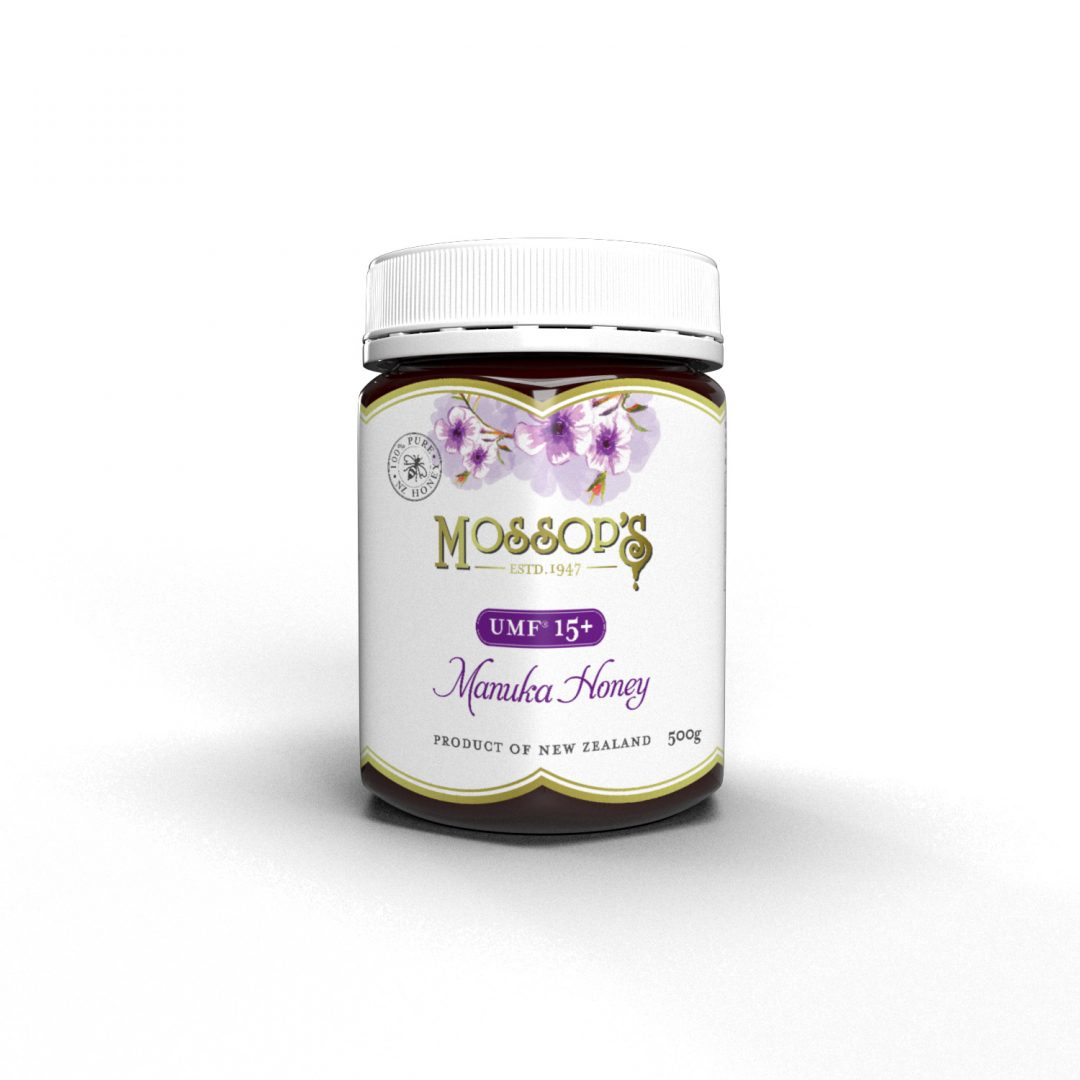 UMF®15+ Manuka Honey 500g