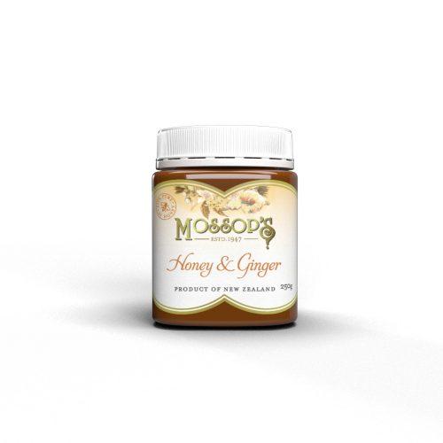 Honey & Ginger 250g