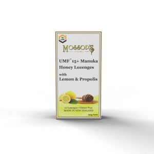 UMF® Manuka Honey Lozenge with Lemon & Propolis