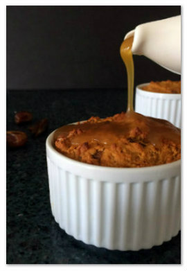 Honey and Caramel Sauce