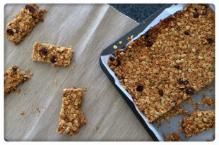 Muesli Crunch Bars