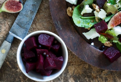 Pickled Honey Beetroot