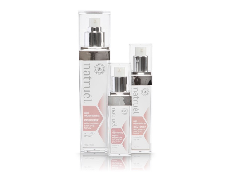 age replenishing skincare