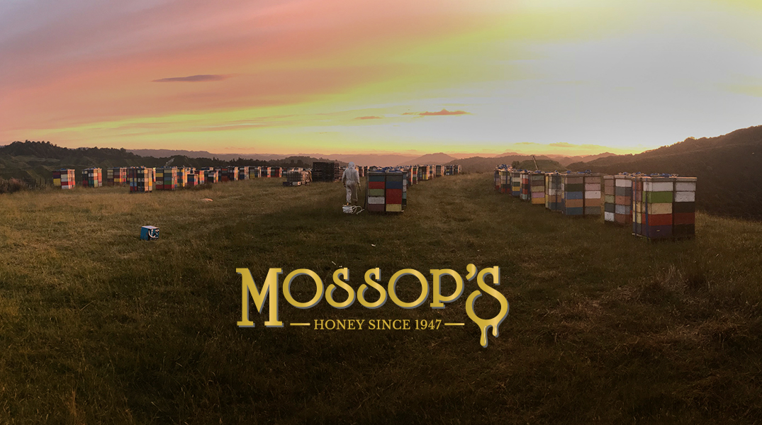 Mossop's New Zealand Honey